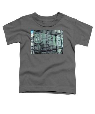 A Reflection On Modern Architecture Toddler T-Shirt