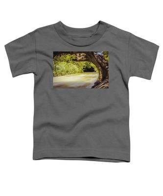 River Banks In Trelawny Jamaica Toddler T-Shirt