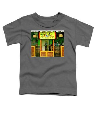 Roadside Watering Hole Toddler T-Shirt