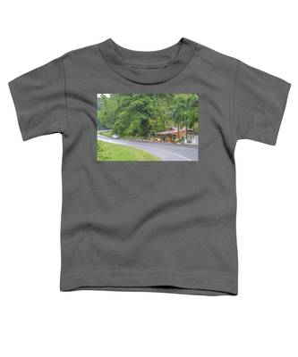 Saint Mary, Jamaica Toddler T-Shirt