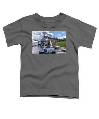 The Falkirk Wheel Toddler T-Shirt