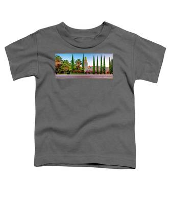 Tower Cafe Dusk- Toddler T-Shirt