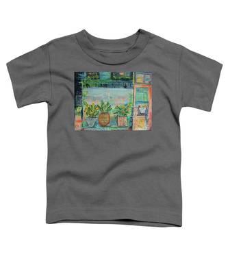 Window Box Toddler T-Shirt