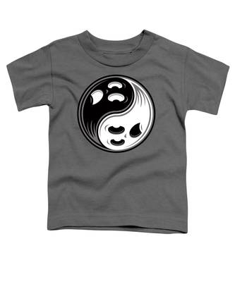 Ghost Toddler T-Shirts