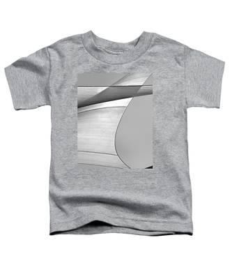 Sailcloth Abstract Number 4 Toddler T-Shirt