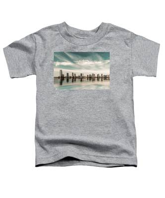 a look to New Jersey  Toddler T-Shirt