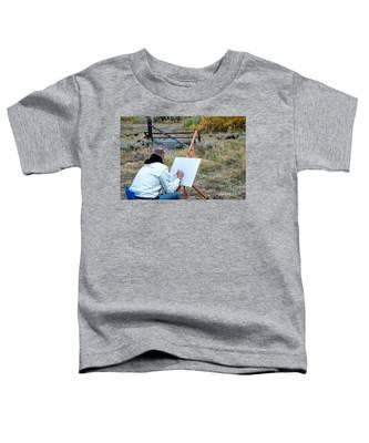 Artist Point Toddler T-Shirt