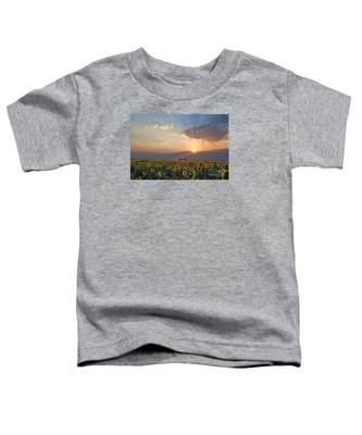 August Dreams Toddler T-Shirt