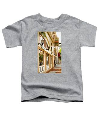 Brown Bros Building Toddler T-Shirt