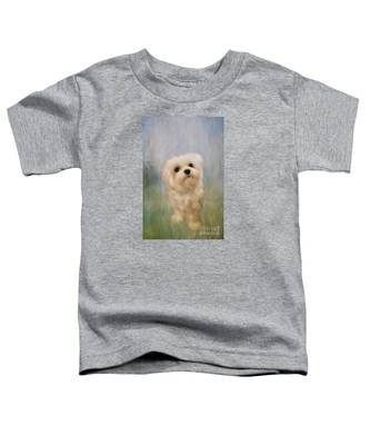 Can We Play Now Toddler T-Shirt
