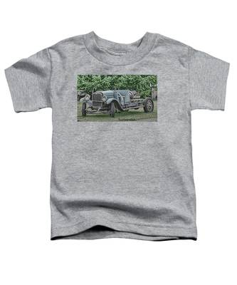 Chevy Truck By Ron Roberts Toddler T-Shirt