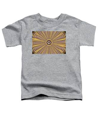 Toddler T-Shirt featuring the drawing Dna Miracle Creation by Derek Gedney