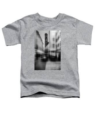 Frauenkirche - Muenchen V - Bw Toddler T-Shirt