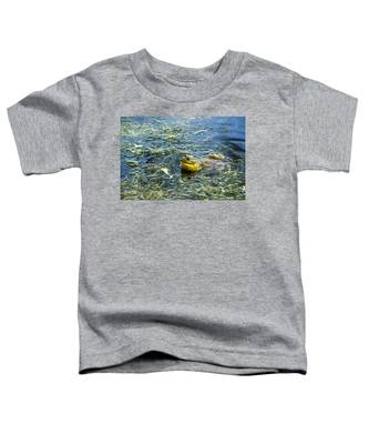 Frog Song Toddler T-Shirt