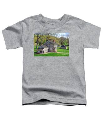 George Washington Headquarters At Valley Forge Toddler T-Shirt