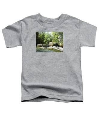 Hideaway Toddler T-Shirt