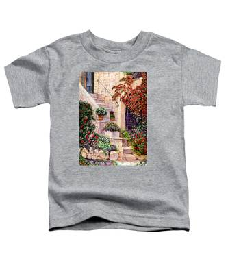 House In Oyster Bay Toddler T-Shirt
