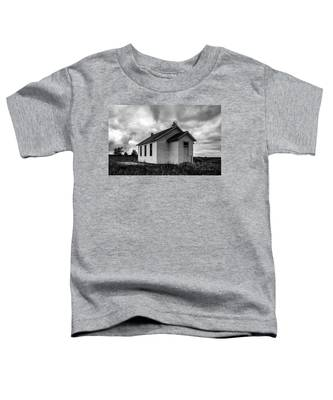 Icarian Schoolhouse Toddler T-Shirt