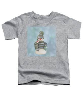 It's A Holly Jolly Christmas Toddler T-Shirt