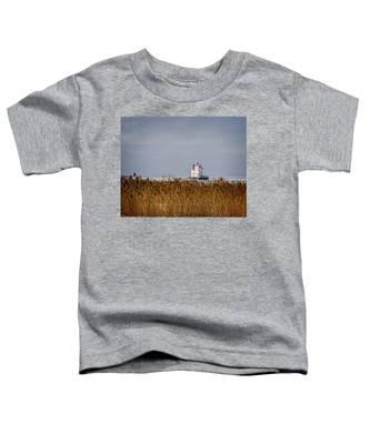 jewel of the Port Lorain Lighthouse Toddler T-Shirt