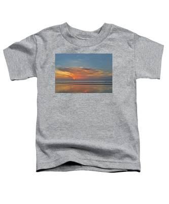 Jordan's First Sunrise Toddler T-Shirt