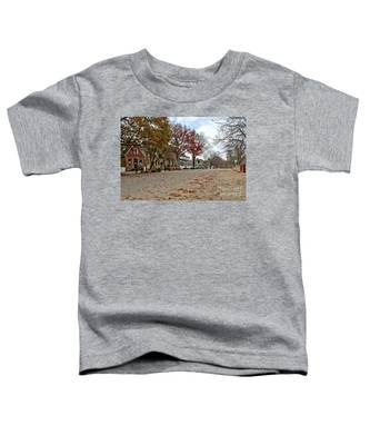 Lonely Colonial Williamsburg Toddler T-Shirt