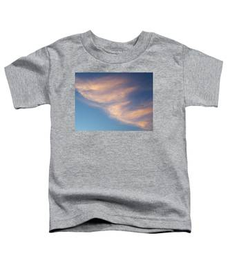 Morning Clouds Toddler T-Shirt