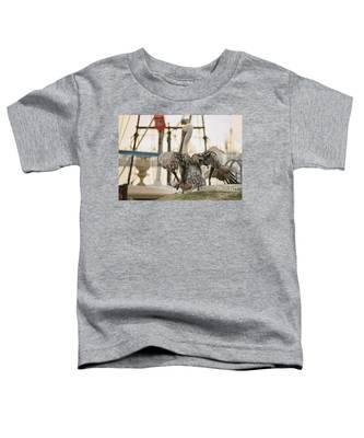 Pelican Strut Toddler T-Shirt