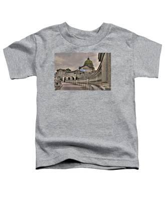 Pennsylvania State Capital Toddler T-Shirt