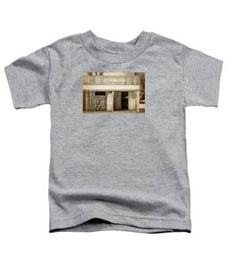 Sheriff Office Toddler T-Shirt