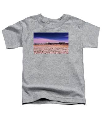 Southern Colorado Mountains Toddler T-Shirt