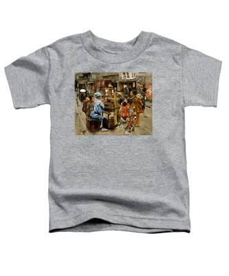 The Ameya Toddler T-Shirt