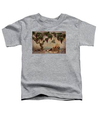 The Bread And The Vine Toddler T-Shirt