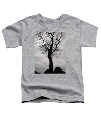 The Chill Of Spring In The Shenandoah Toddler T-Shirt