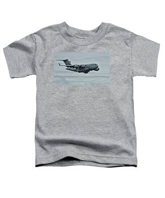 Us Air Force C17 Toddler T-Shirt