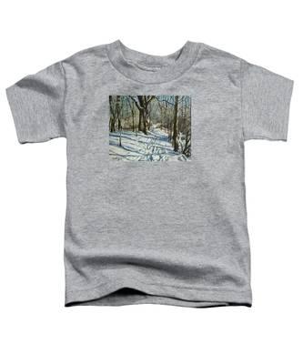 Woodland Journey Toddler T-Shirt