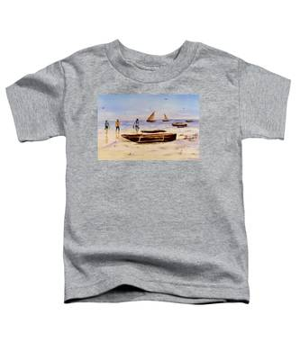 Zanzibar Forzani Beach Toddler T-Shirt