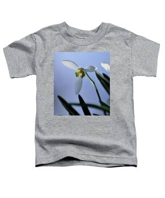 Giant Snowdrop Toddler T-Shirt
