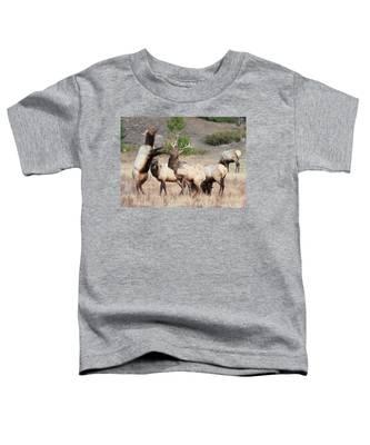 Put Up Your Dukes Toddler T-Shirt