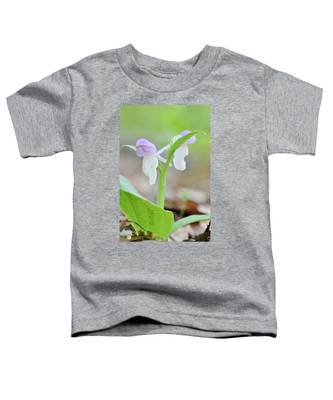 Showy Orchis Toddler T-Shirt