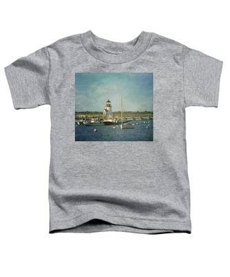 Welcome To Nantucket Toddler T-Shirt