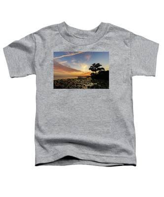 Lake Sunrise Toddler T-Shirt
