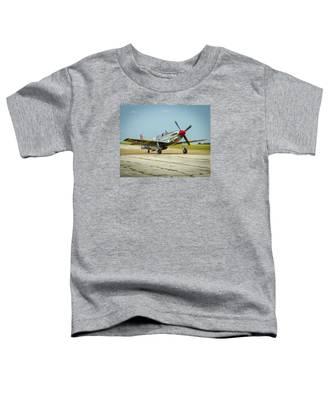 North American Tp-51c Mustang Toddler T-Shirt