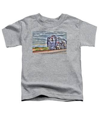 Steam Train No 844 Toddler T-Shirt