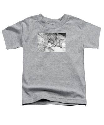 A Doleful Child Toddler T-Shirt
