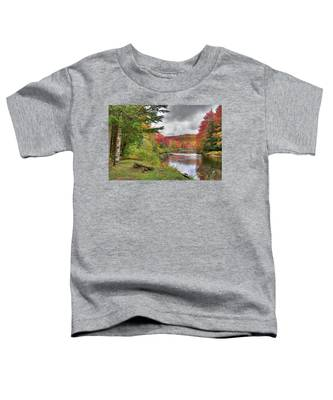 A Place To View Autumn Toddler T-Shirt