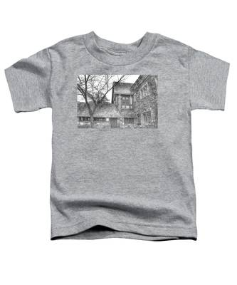 Annex At Ringwood Manor With Tree Toddler T-Shirt