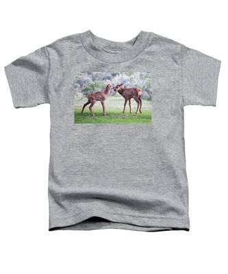 Baby Elk Toddler T-Shirt