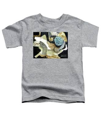 Blue Nest Toddler T-Shirt