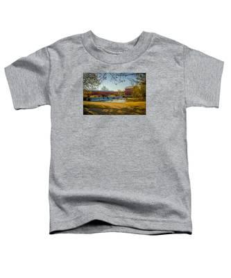 Bridgeton Mill Covered Bridge Toddler T-Shirt